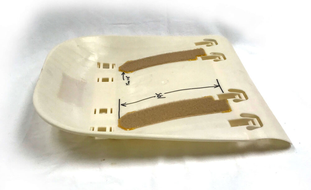 Airplane Seating Parts and Components Manufacturing - ex 1